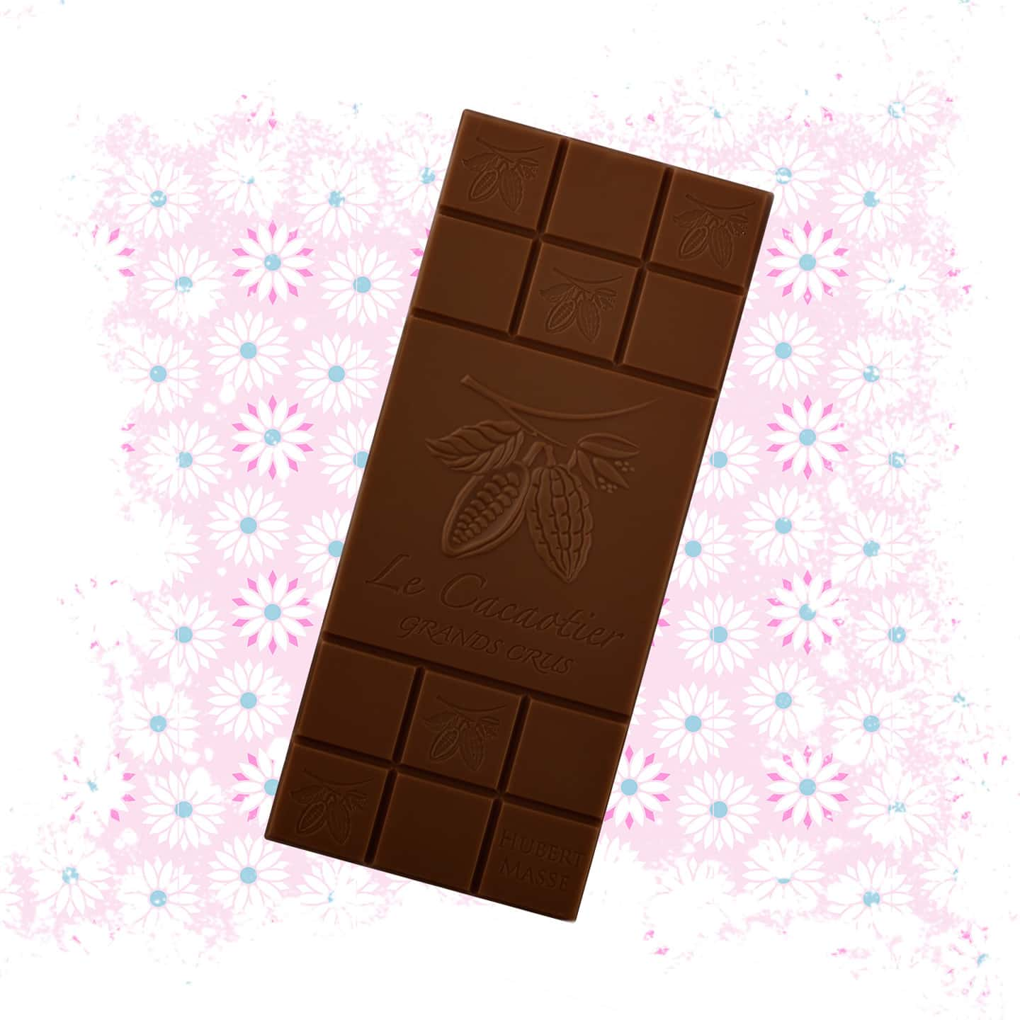 Tablette Chocolat Noir 72% Grand Cru origine Cameroun 90g Bean to bar
