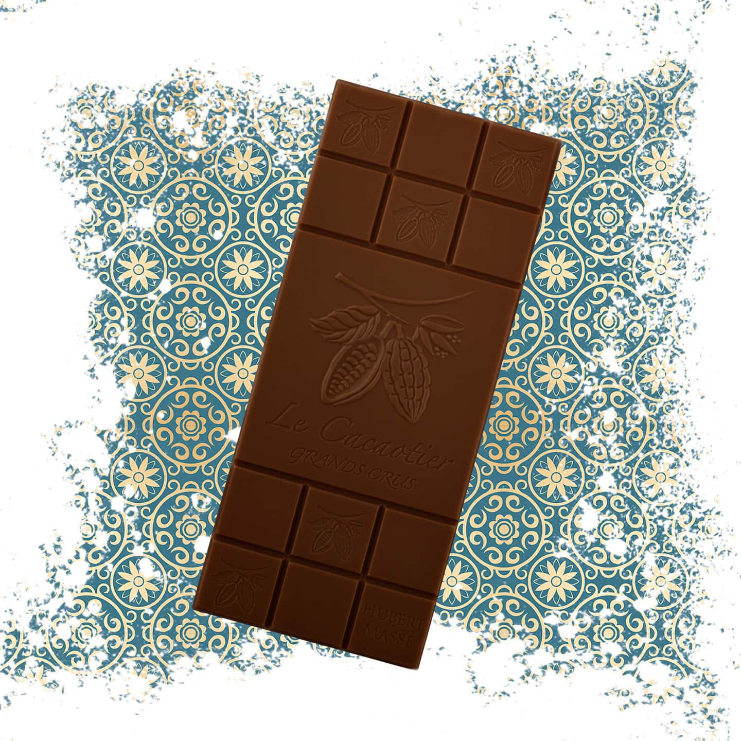 Tablette Chocolat Noir 72% origine Madagascar 90g Bean to Bar