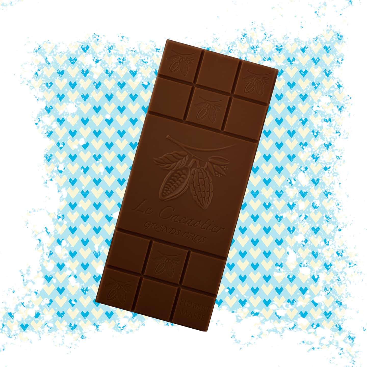 Tablette Chocolat Noir 72% origine Mexique 90g Bean to Bar