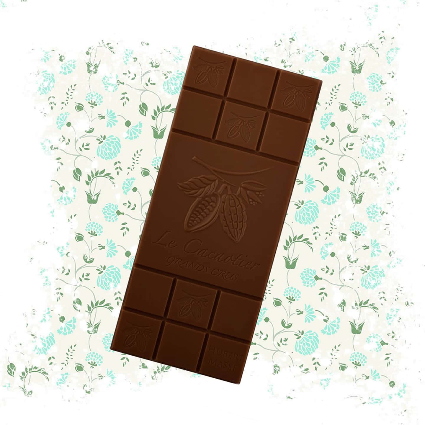 Tablette Chocolat Noir 72% origine Haïti 90g Bean to Bar