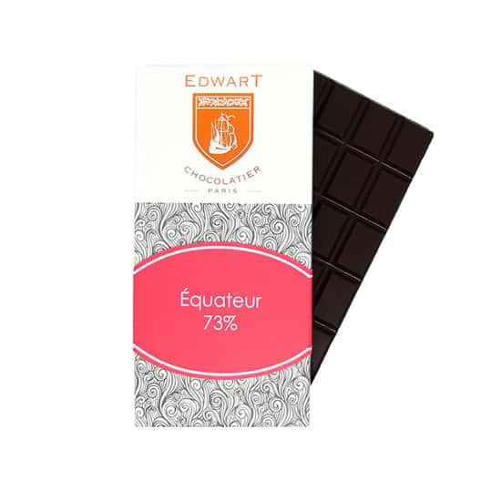 Tablette Noir 73% Grand Cru Equateur