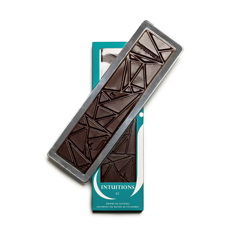 Tablette Chocolat Noir 72% origine Equateur 100g