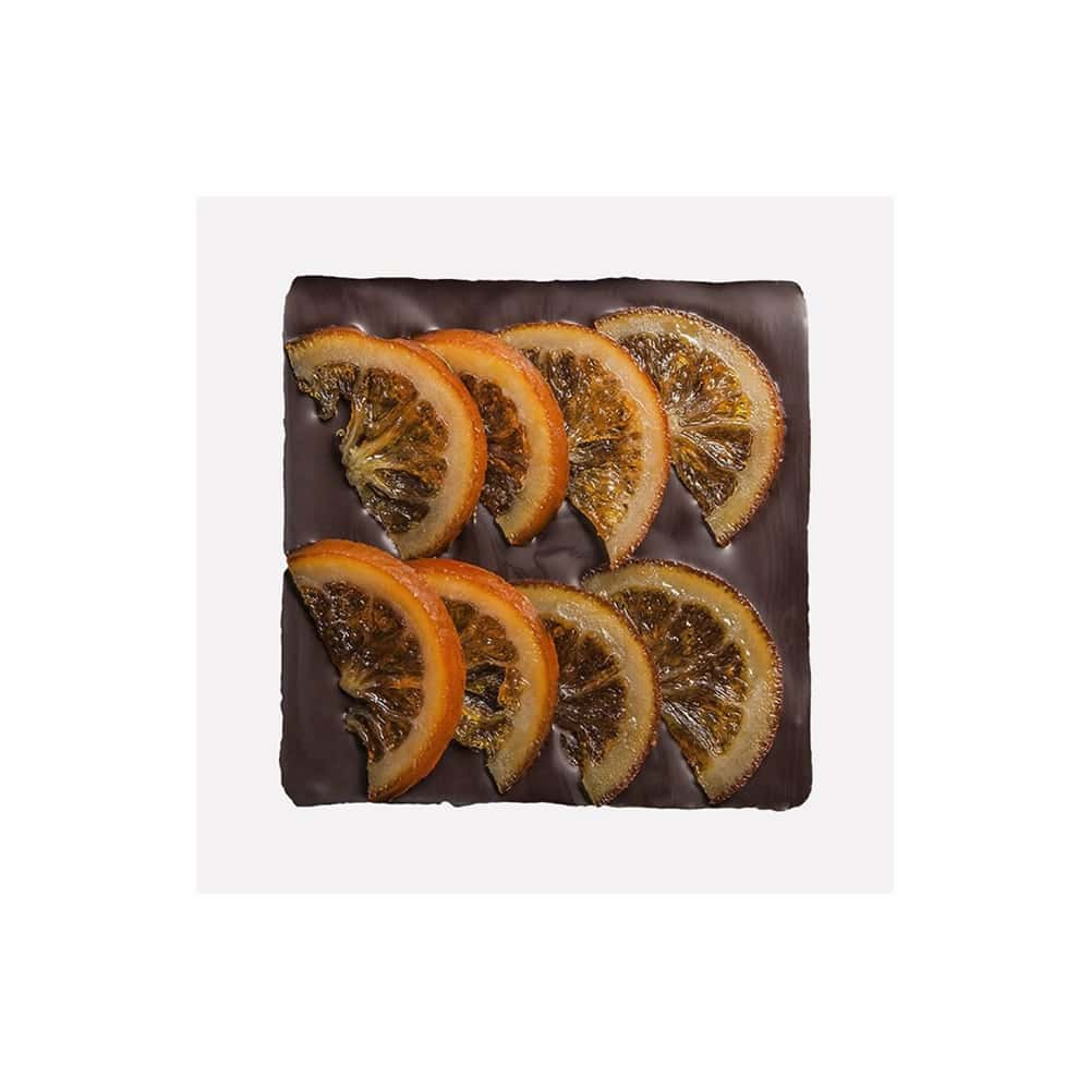 Tablette Chocolat Noir Orange 66% 150g