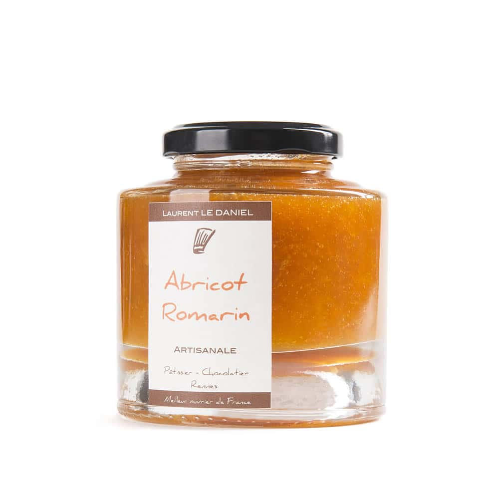 Confiture Abricot Romarin 'Extra' 230g