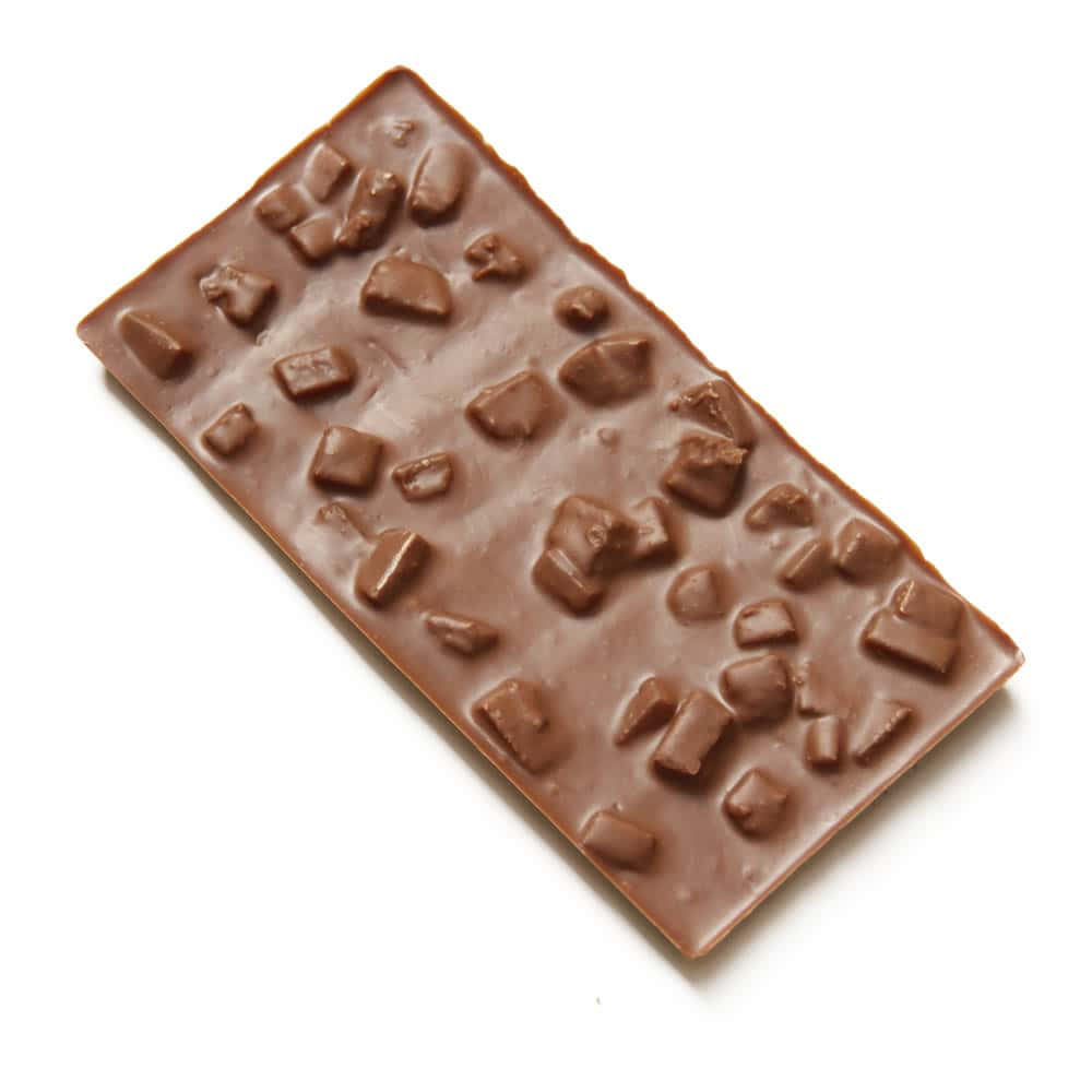 Tablette Chocolat Lait Ecorce d'Orange 40% 90g