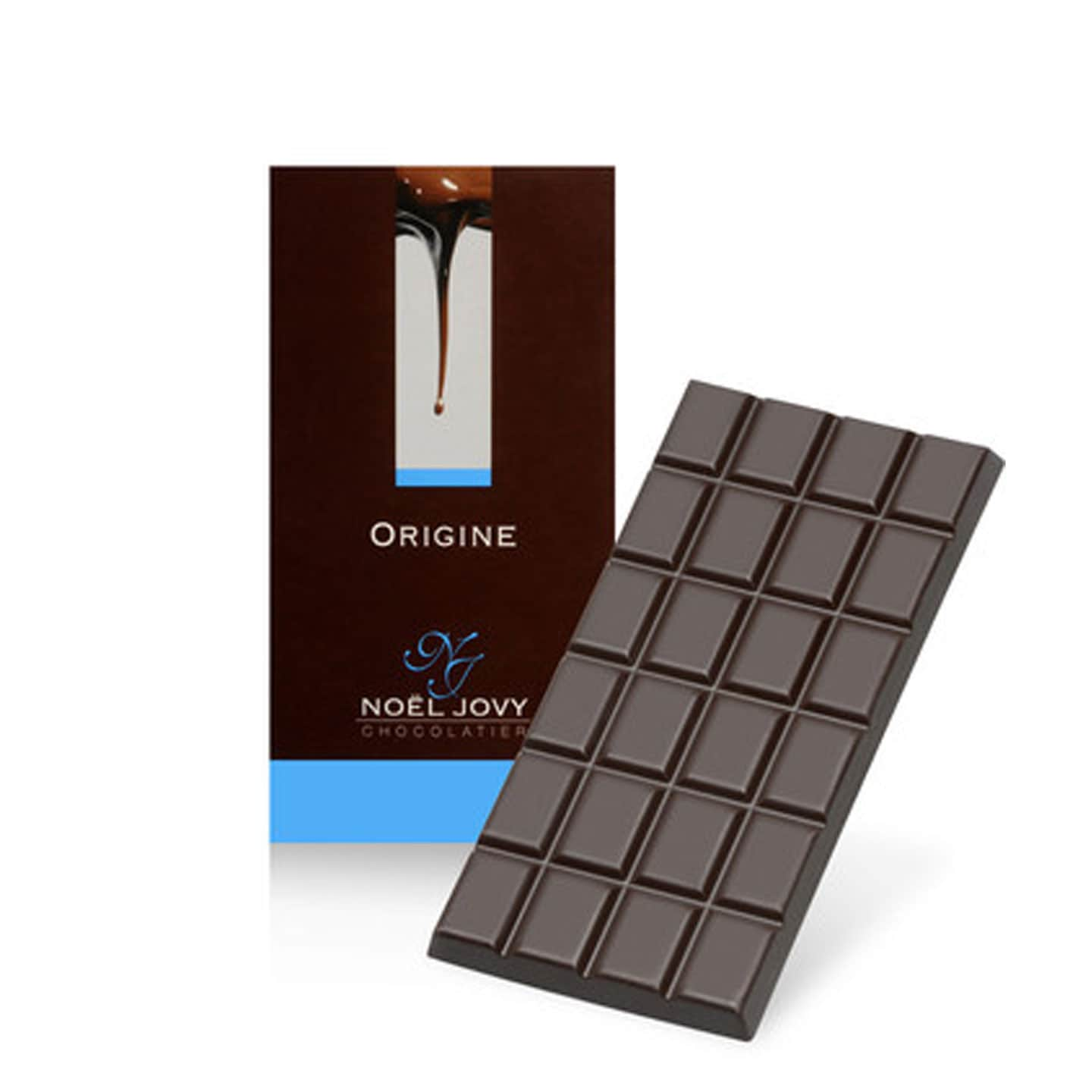 Tablette Chocolat Noir 70% origine Equateur 100g