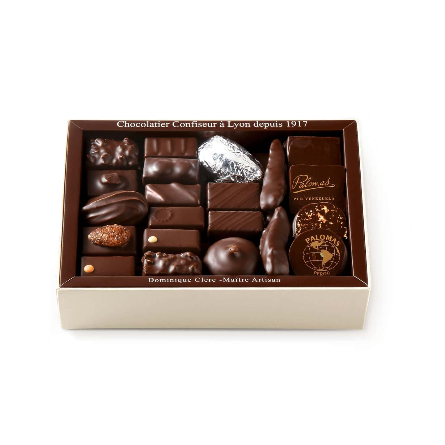 Assortiment Chocolats Noir 375g
