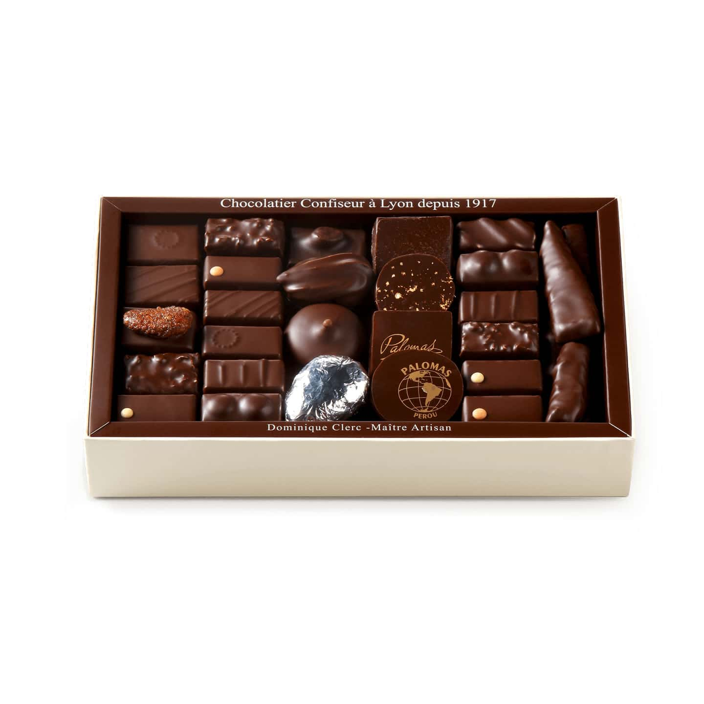 Assortiment Chocolats Noir 500g