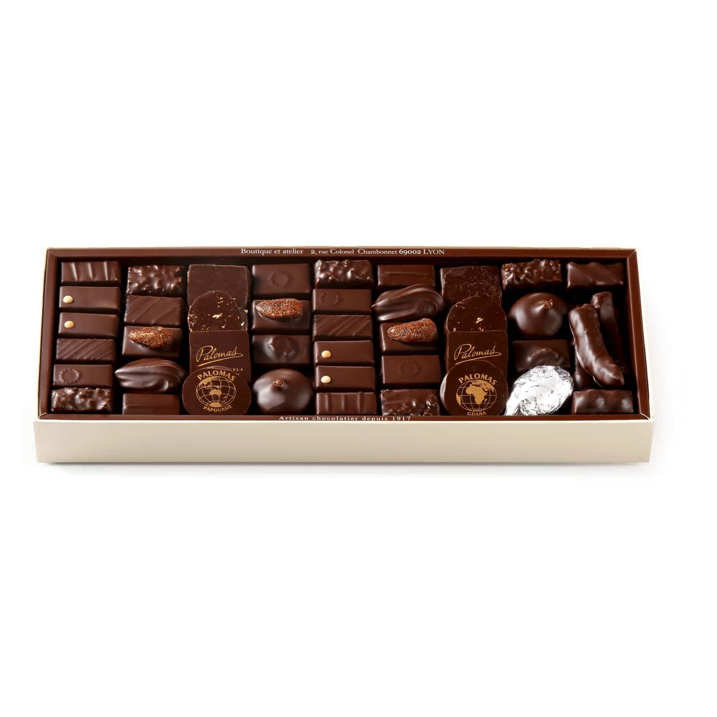 Assortiment Chocolats Noir 750g
