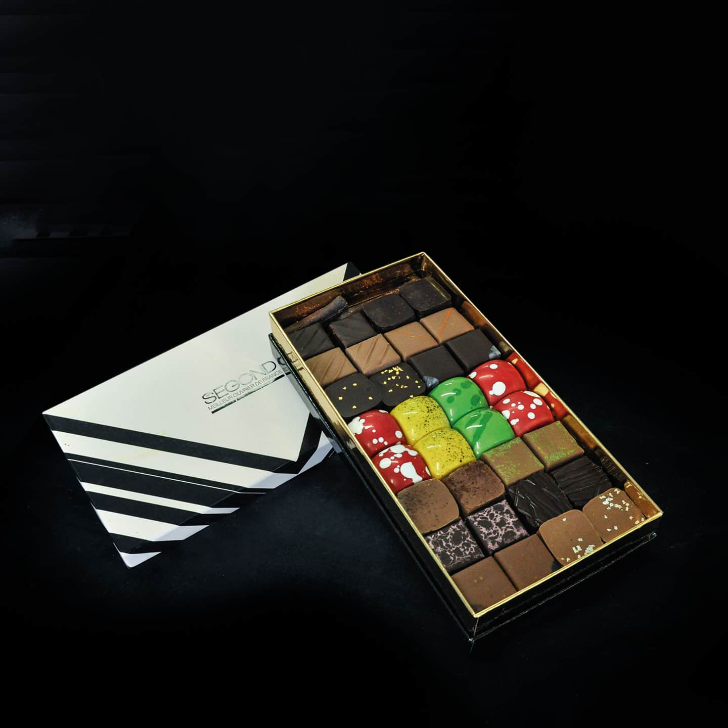 Assortiment Chocolats Lait 500g