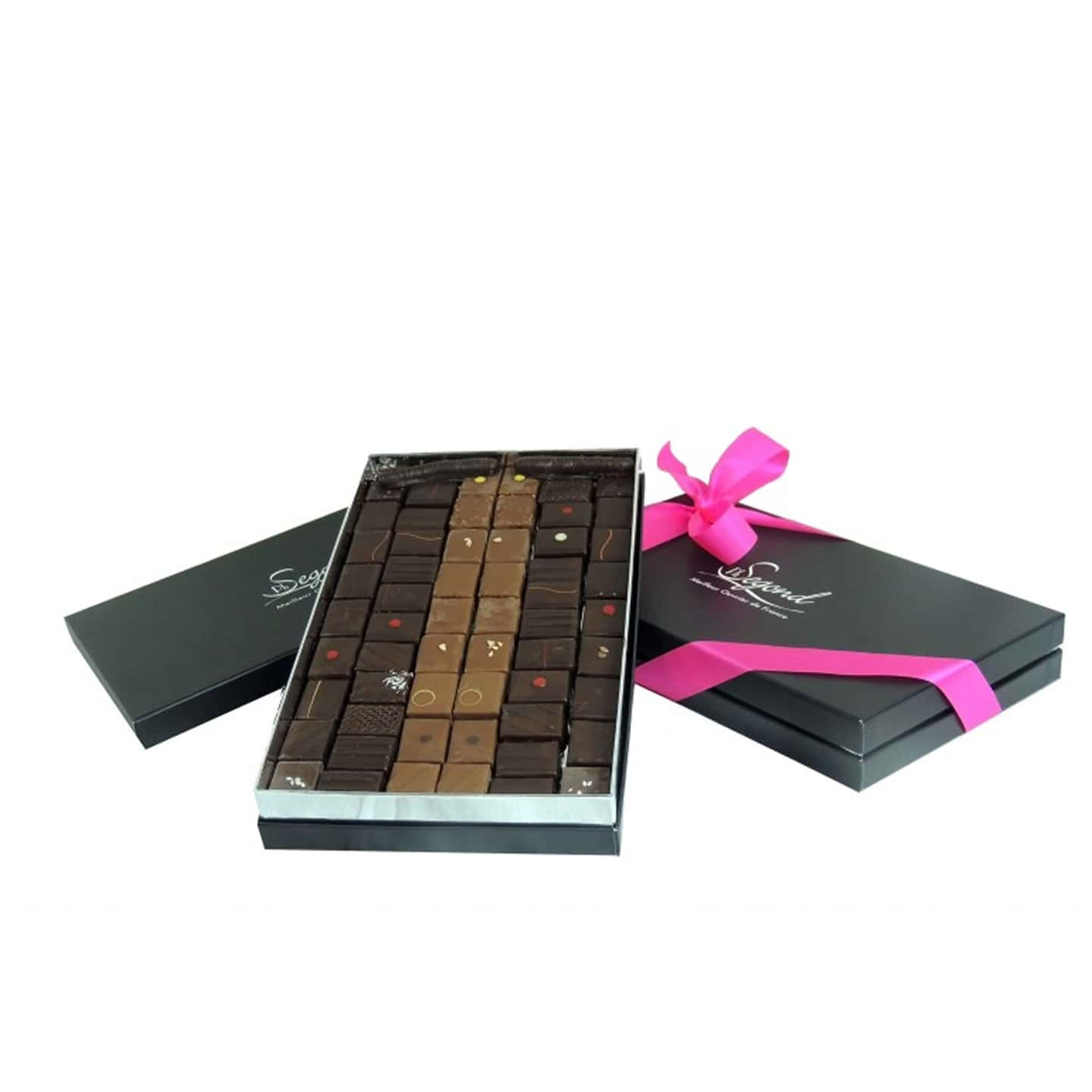 Assortiment Chocolats Noir 930g