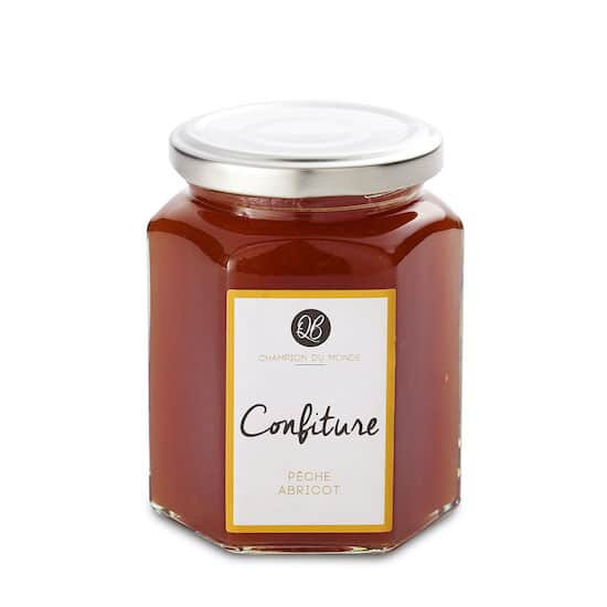 Confiture Pêche Abricot Extra