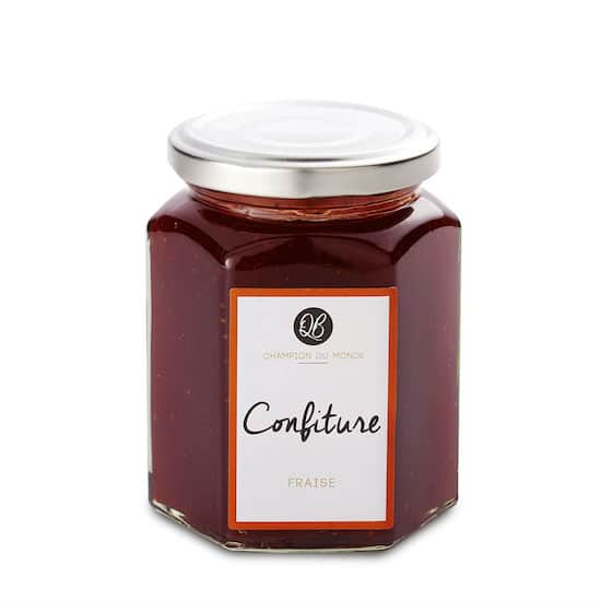 Confiture Fraise Extra