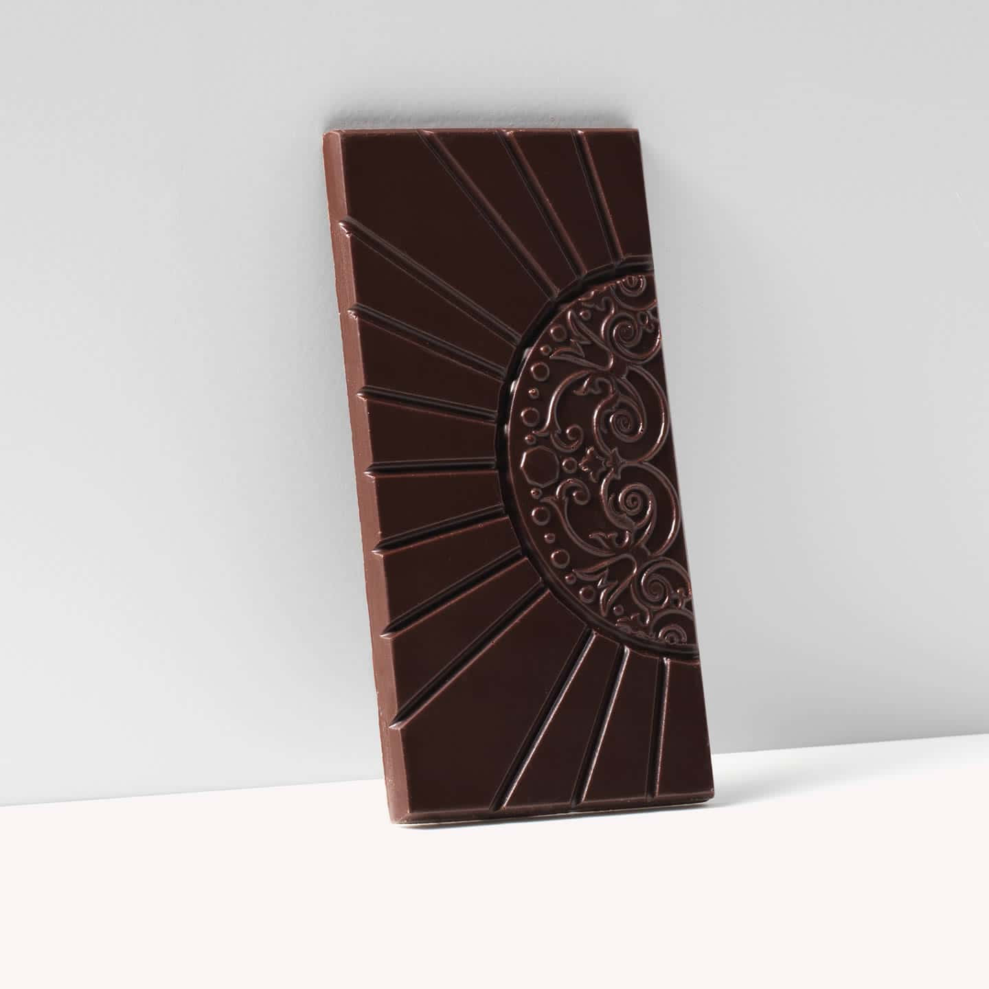 Tablette Chocolat Noir 100% Grand Cru origine Madagascar 75g Bean to Bar